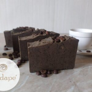 Clay and Coffee soap