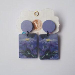 Earrings ''Flowers ''