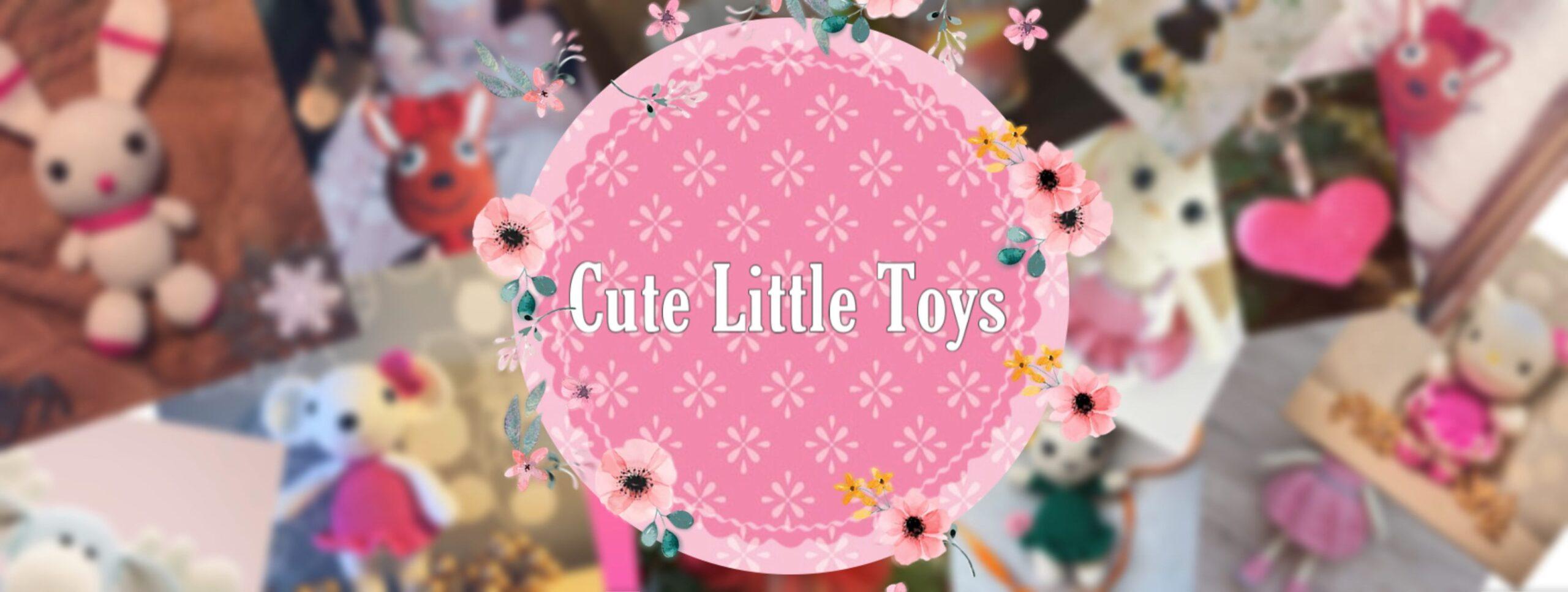 Cute Little Toys