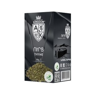 Natural tea THYME