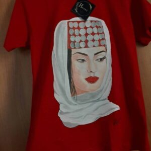 Hermi T-shirt ''Nazanq''