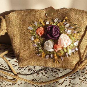Bag -Roses
