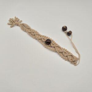Bohemian Macramé Adjustable Bracelet
