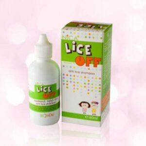 Nica LiceOFF shampoo