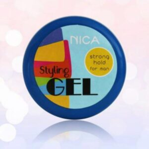 """Nika Styling Gel """"Strong Hold For Men"""""""