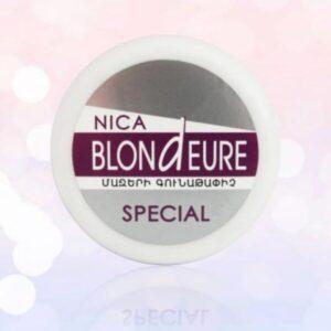 «Nica Blondeure Special»