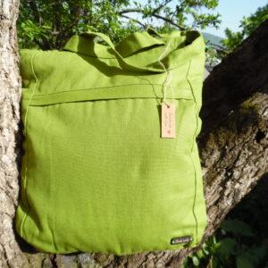 Green Bag, Backpack