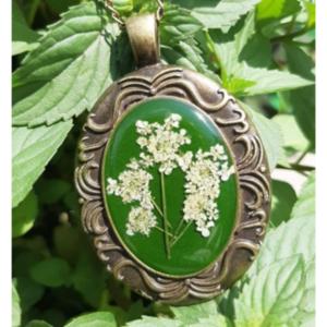Pendant ''Emerald''