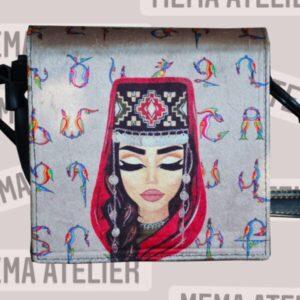 Armenian Girl Bag