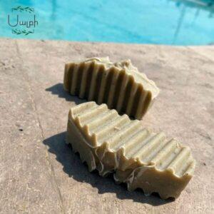 Soap Aloe and Green clay