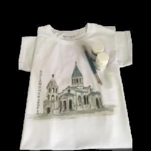 T-shirt ''Ghazanchetsots''