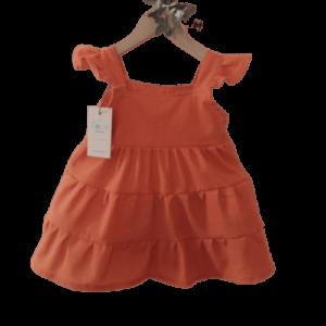 Baby dress Linen