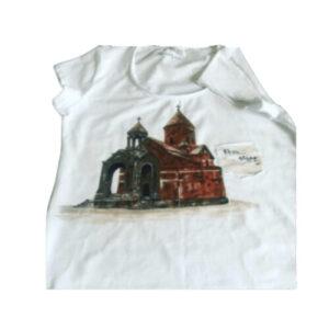 T-shirt ''Khor Virap''