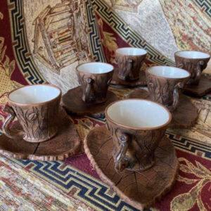 Coffee Cup Ceramics Coffee Bean