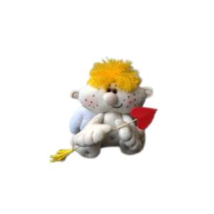 Amurchik soft toy
