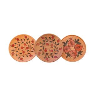 Plate Pomegranate Ceramics