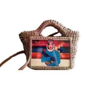 Beige Bag The Armenian woman