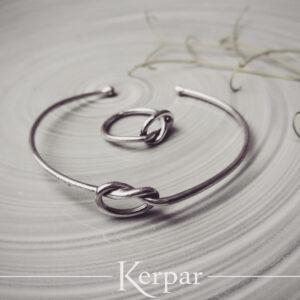 Bracelet snd ring