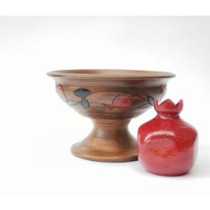 Candy Vase Pomegranate