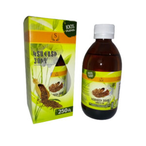 Natural linseed oil